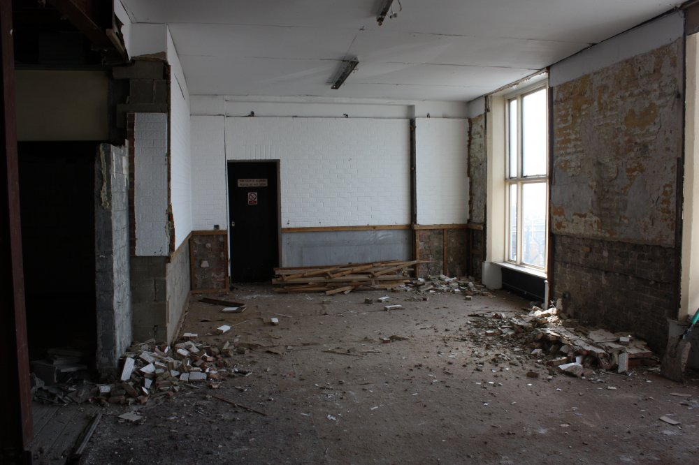 Site photo function room Margate