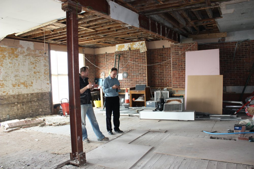 The Terrace Suite Margate Kent site photos