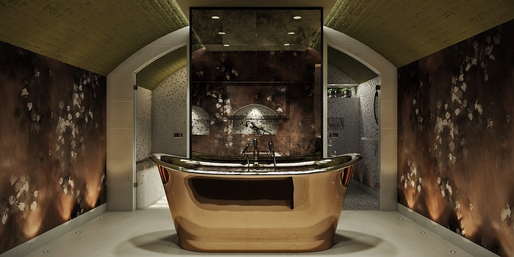 Dawn's Designer Case Study | Posh Residential Spa